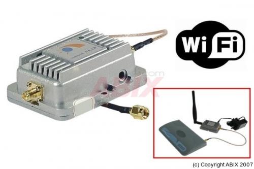Antenne wifi longue port e boostez le signal wifi - Antenne wifi longue portee omnidirectionnelle ...