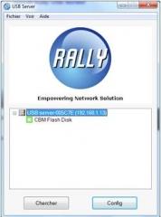 logiciel, hub usb