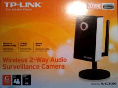 boite, camera, surveillance, ip